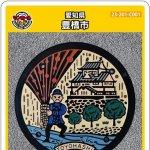 豊橋市(C001)のマンホールカード