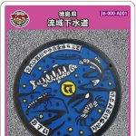 徳島県(A001)のマンホールカード
